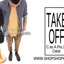 take off outfit uomo